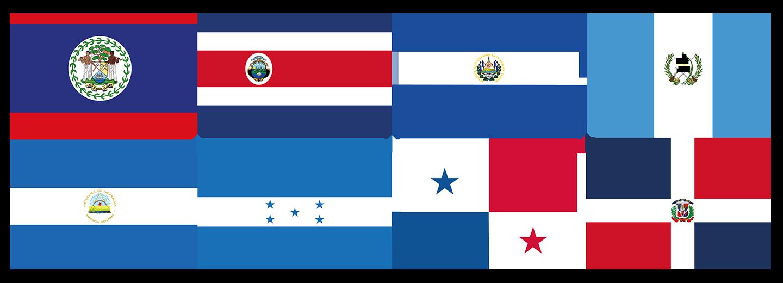 Biocafés - Países indicados